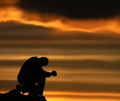 Нет веры без молитвы, и нет молитвы без веры