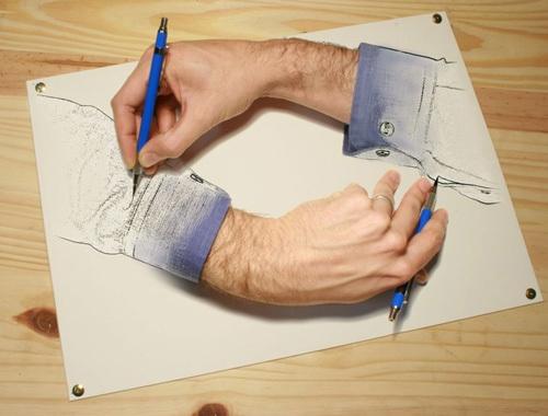 рука и рука