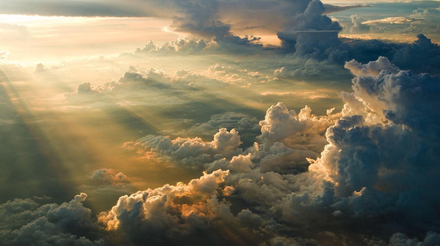 Небо и облака