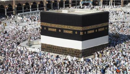 Каба - Мусульманские места поклонения